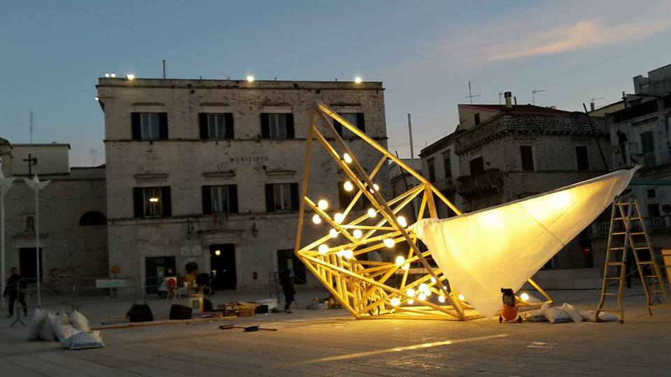 Luci e suoni d'artista 2016_Ruvo di Puglia115